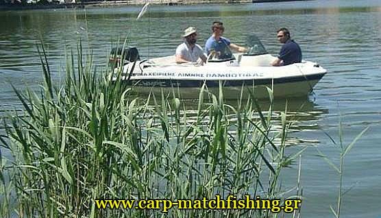 peripolies-limni-pamvotida-carpmatchfishing