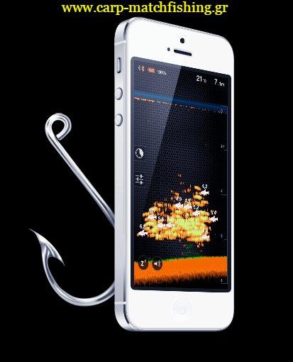 wireless portable sonar control spy catch-carpmatchfishing