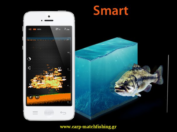 wireless sonar smart imaging technology-carpmatchfishing