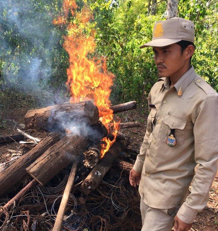 Rangers_Cambodia Οι φύλακες της άγριας ζωής του πλανήτη   Ψάρεμα  - Συζητήσεις - Σκάφος