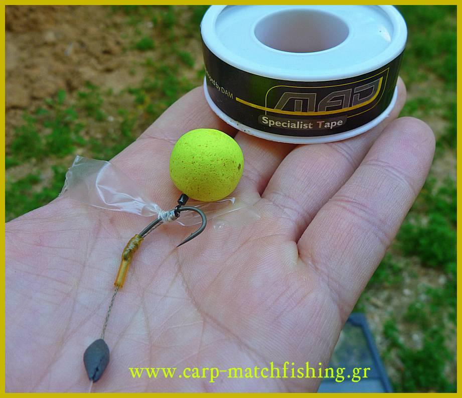 www.carp-matchfishing.gr.Τα πάντα για το ψάρεμα στα γλυκά νερά και το ψάρεμα του κυπρίνου. Το παράμαλο ds rig