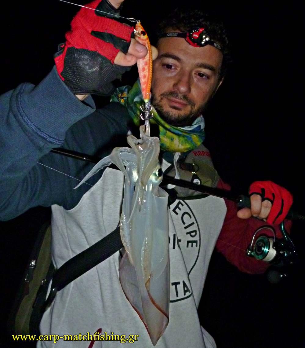 eging squid minnow jigs squid carpmatchfishing