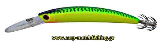 eging deep diver minnow carpmatchfishing