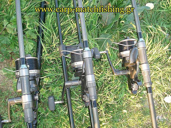 carp-reels-eksoplismos-carpmatchfishing