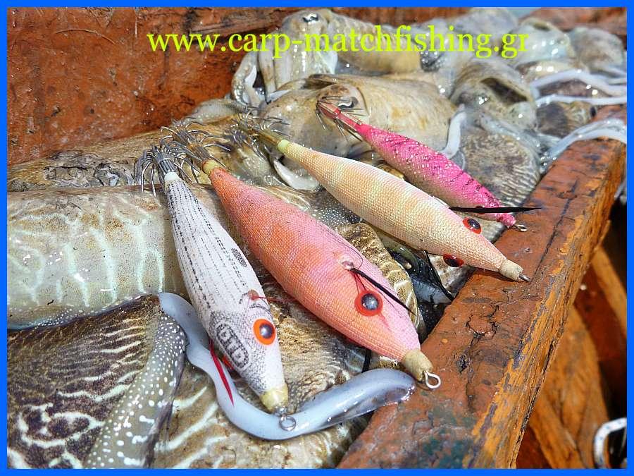 www.carp-matchfishing.gr. To ψάρεμα της σουπιάς με την τεχνική του eging