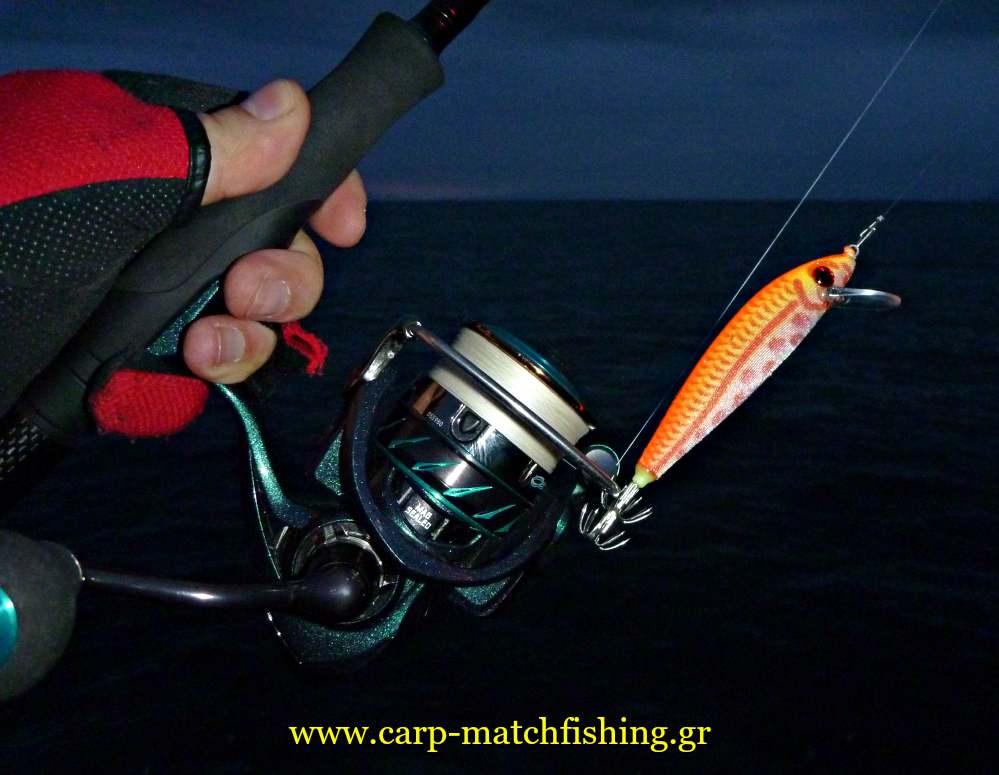 eging dtd minnow squid jig carpmatchfishing