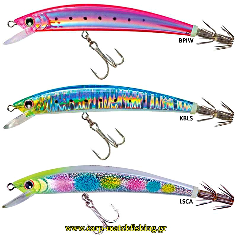 eging squid jig minnow carpmatchfishing