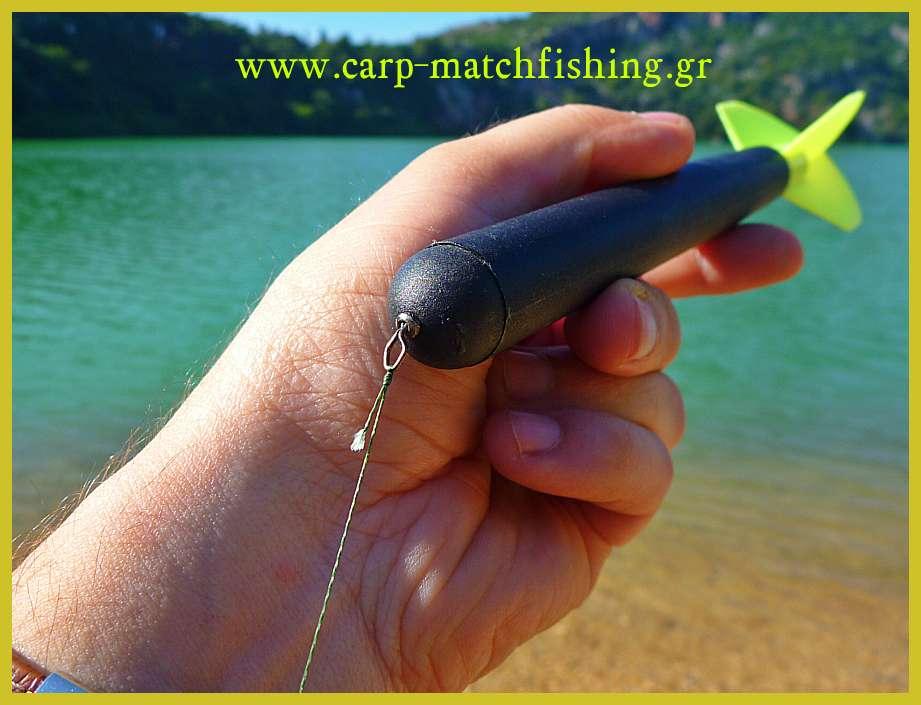 www.carp-matchfishing.gr. Τα πάντα για το ψάρεμα του κυπρίνου με την τεχνική του carpfishing. Tο μαρκάρισμα ψαρευτικών περιοχών με την χρήση του marker float