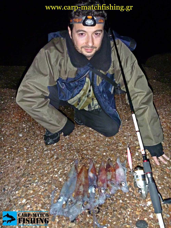 eging at rocks sfaltos carpmatchfishing