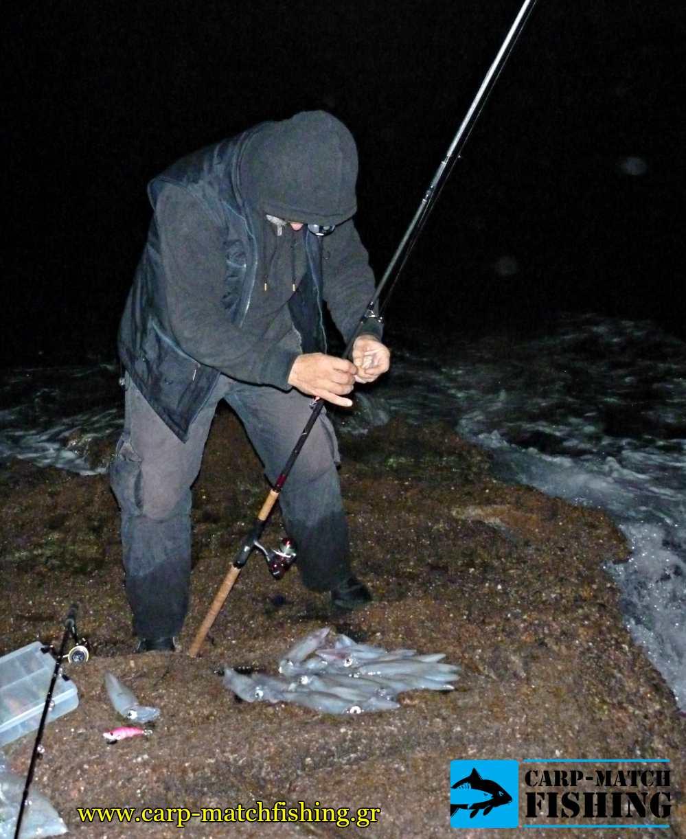 eging vraxia topoi kalamarion carpmatchfishing