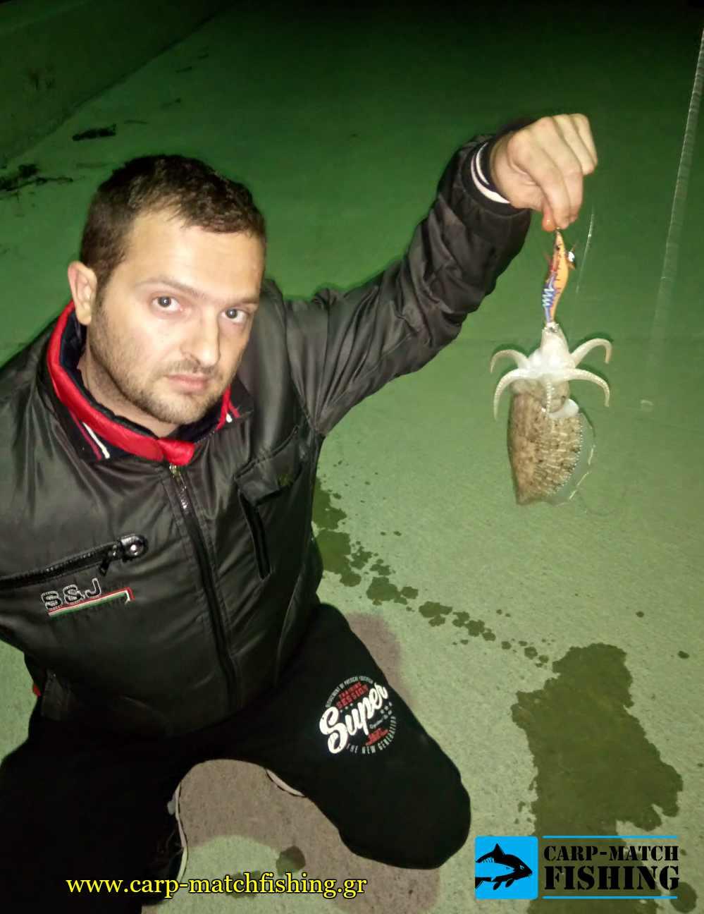 eging soupies cuttlefish orange search yamashita carpmatchfishing