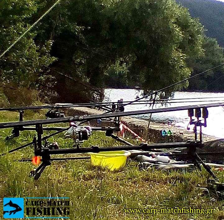 carpfishing iaonnina lake vasi pamvotida carpmatchfishing