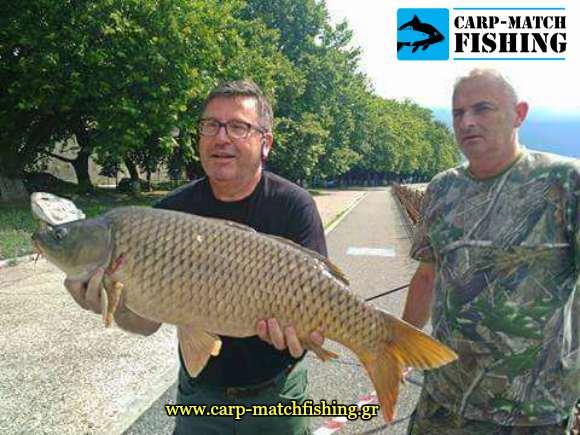 big carp ioannina lake agonas carp carpmatchfishing