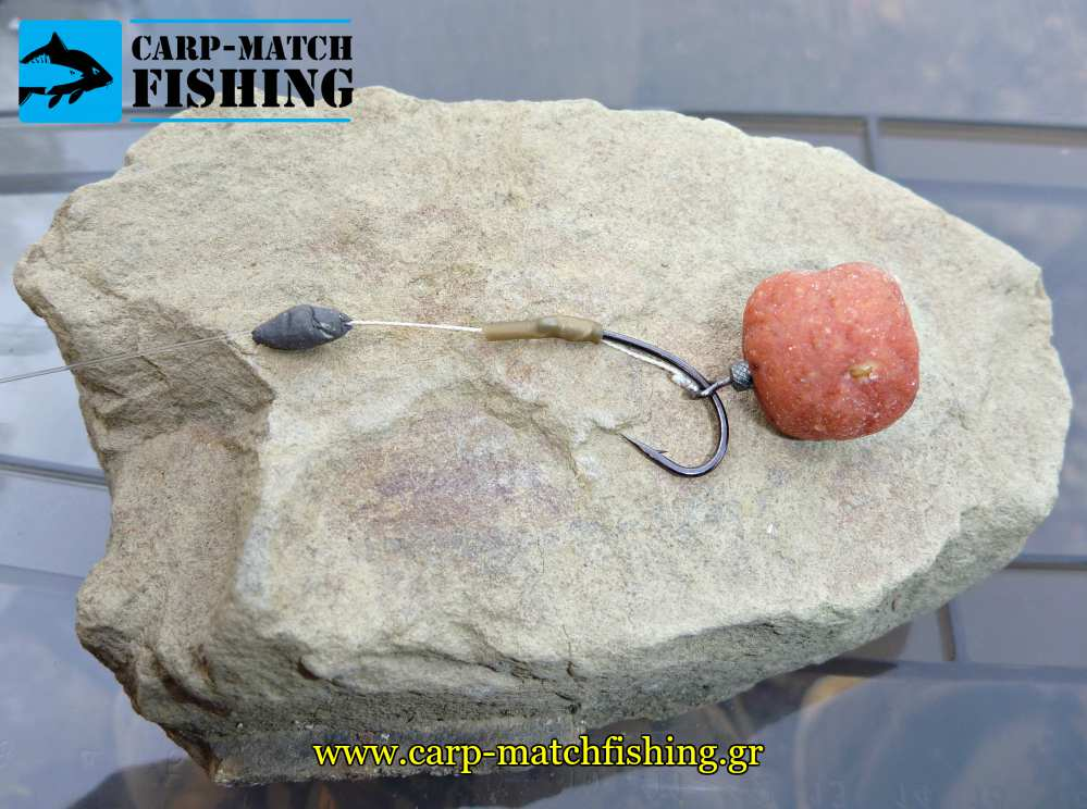 ds rig curve shank hook korda fox carpmatchfishing