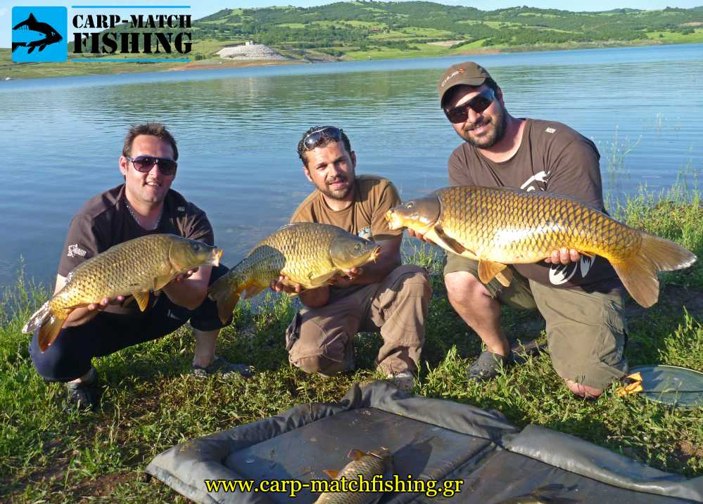 carp session epilogi agkistriou carpmatchfishing