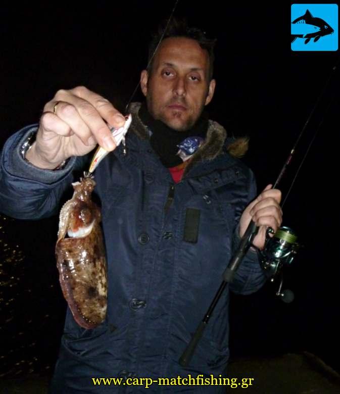 eging soupia arx ocean ruler gourounakia carpmatchfishing