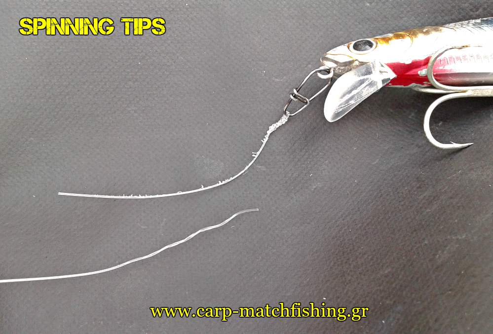 spinning-tips-leader-broken-carpmatchfishing