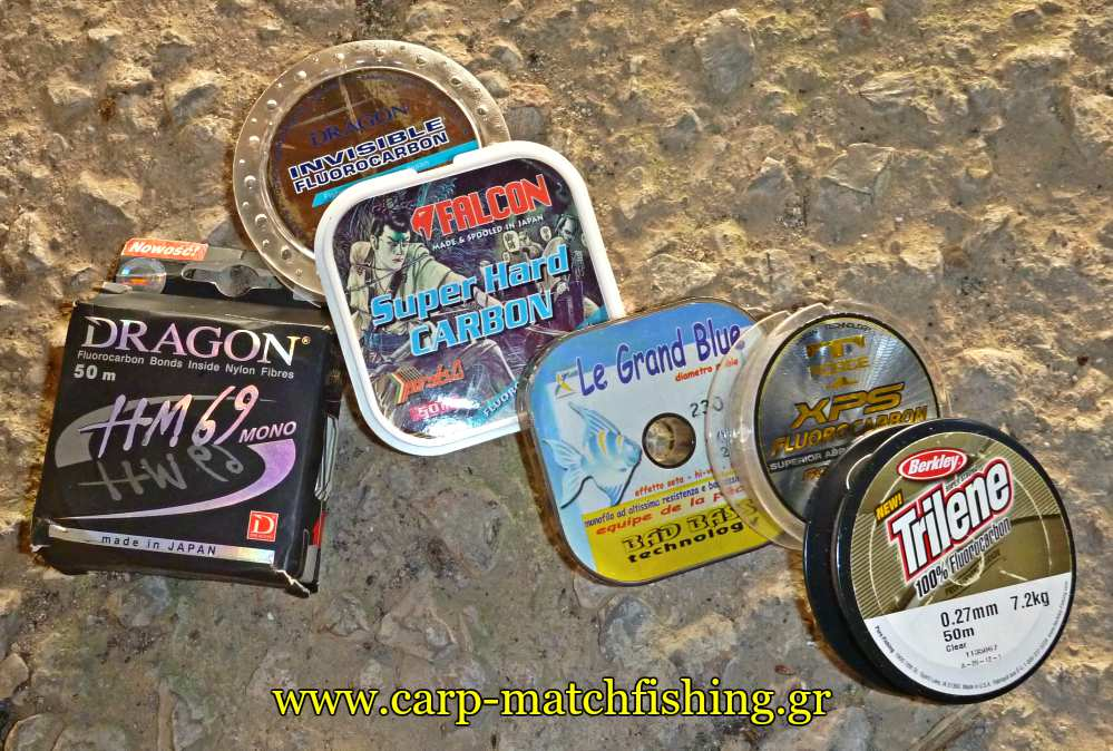eging-fluorocarbon-leaders-carpmatchfishing