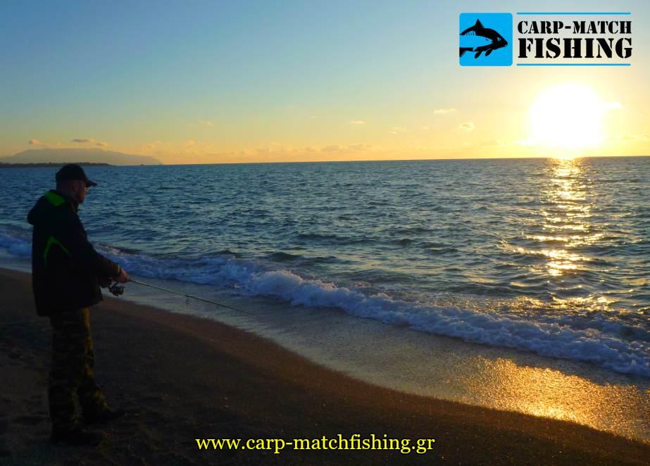 topoi kalamarion paralies eging carpmatchfishing beaches squids