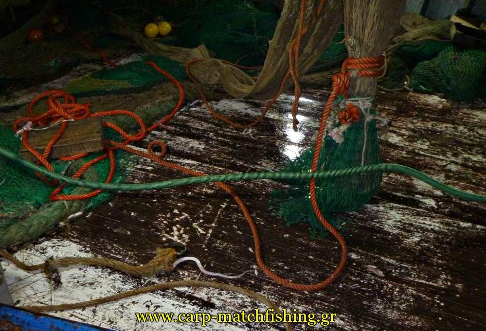 petamena psaria mougria kouverta tratas carpmatchfishing