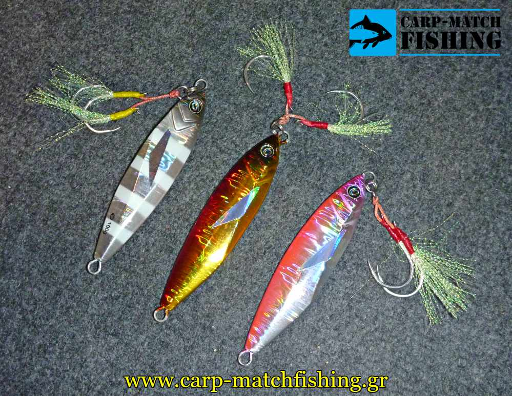 shore jigging planoi mesovaroi carpmatchfishing