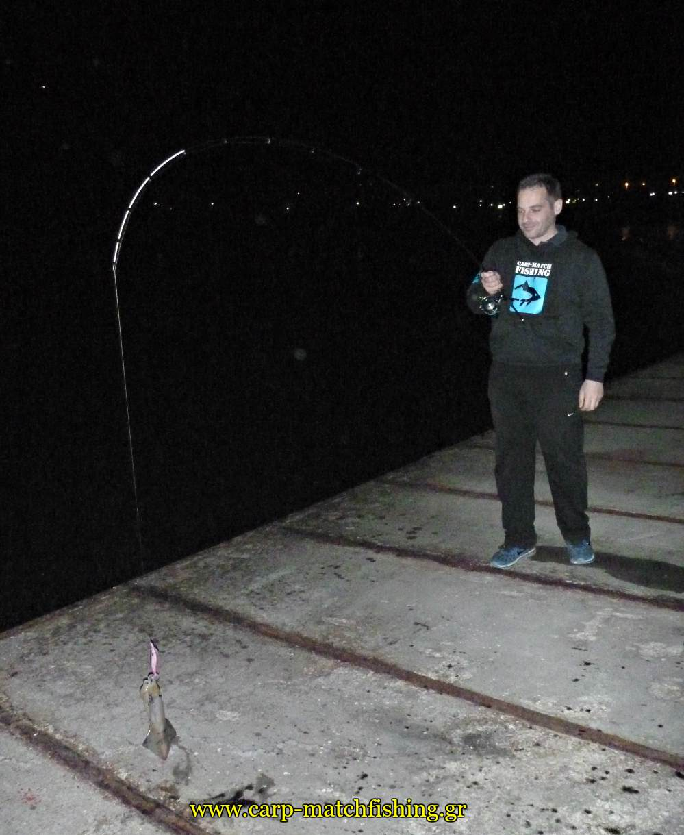 limania topoi kalamarion karv eging carpmatchfishing
