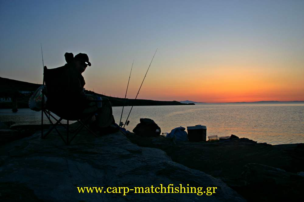 casting-kyhtnos-sunset-carpmatchfishing