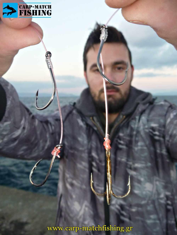 psarema palamidas 2 predator rigs carpmatchfishing