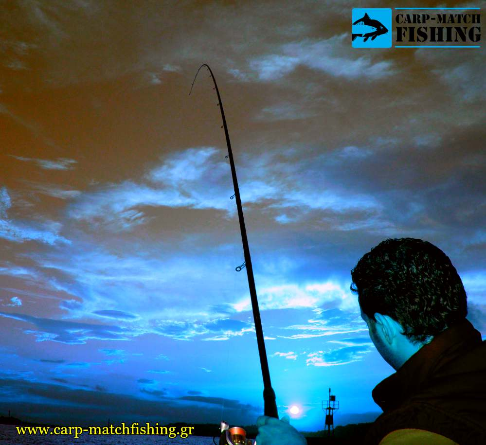 match rod curve lavrakia zontani garida carpmatchfishing