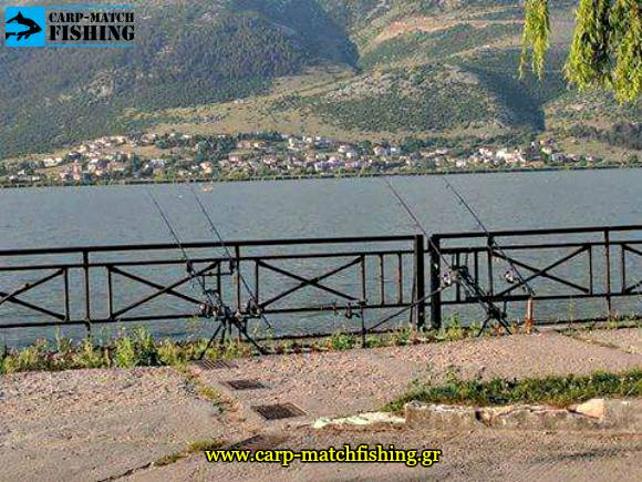lake agonas kyprinou ioannina carpmatchfishing