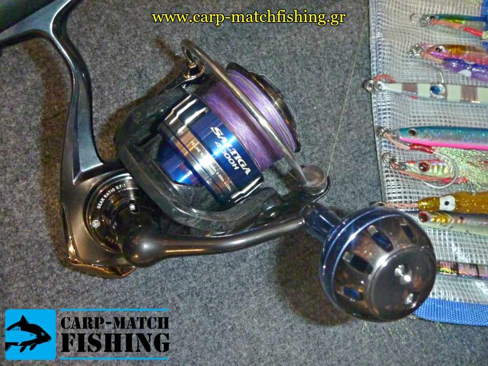 shore jigging mixanismos saltiga carpmatchfishing