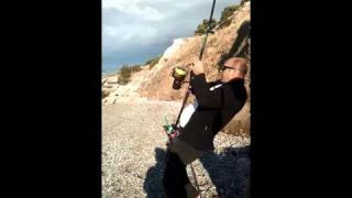 Ψάρεμα παράκτιο με ζωντανή σουπιά (ΣΑΛΑΧΙ 22,400Kg)