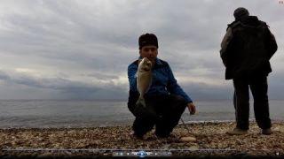 Ψάρεμα τσιπούρας - Τσίμπημα και ανάκτηση