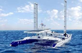 Ο γύρος του κόσμου με ενεργειακά αυτόνομο σκάφος